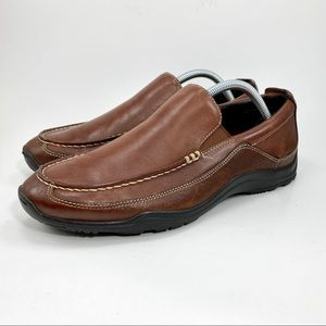 Cole Haan Nike Air Leather Casual Driving Loafer